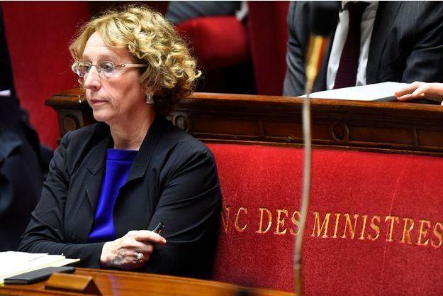 Muriel Pénicaud est ministre du Travail du gouvernement d'Edouard Philippe.