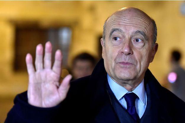 Alain Juppé (photo d'illustration)