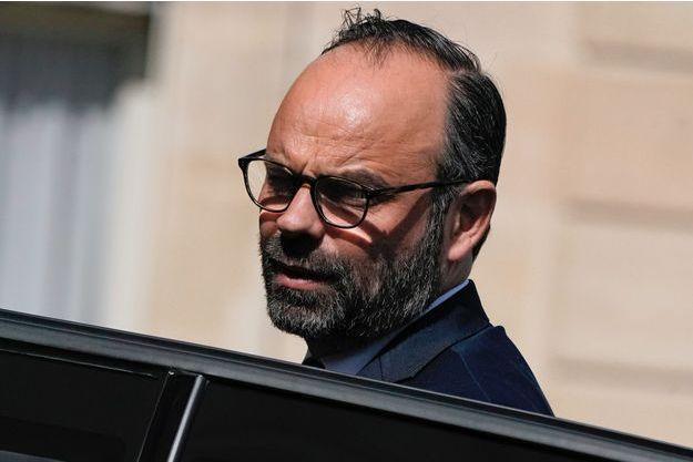 """Le Premier ministre Edouard Philippe réunira la semaine prochaine son gouvernement pour un nouveau """"séminaire."""