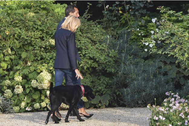 Brigitte Macron veut son potager
