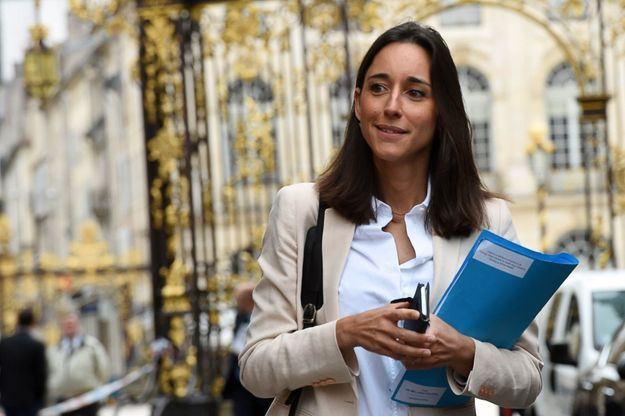 Brune Poirson La Junior Minister De Nicolas Hulot