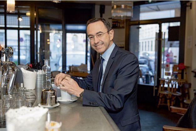 Bruno Retailleau, le 25 mars à Paris.