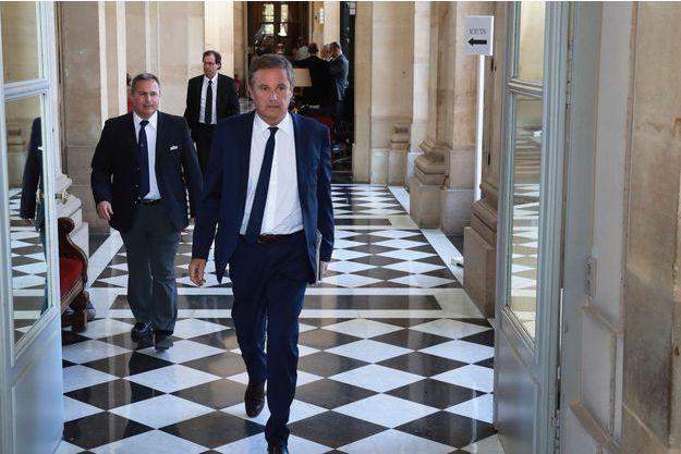 Nicolas Dupont-Aignan, ici en juillet 2017 à l'Assemblée nationale, a proposé une rencontre à Laurent Wauquiez et Marine Le Pen .