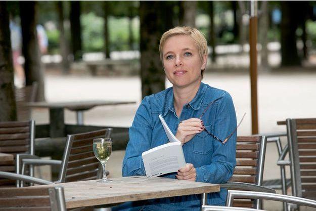 Dans le jardin des Tuileries, à Paris, le 11 juillet.