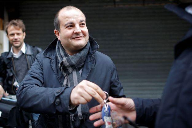 David Rachline prend la tête du pôle communication du Front national.