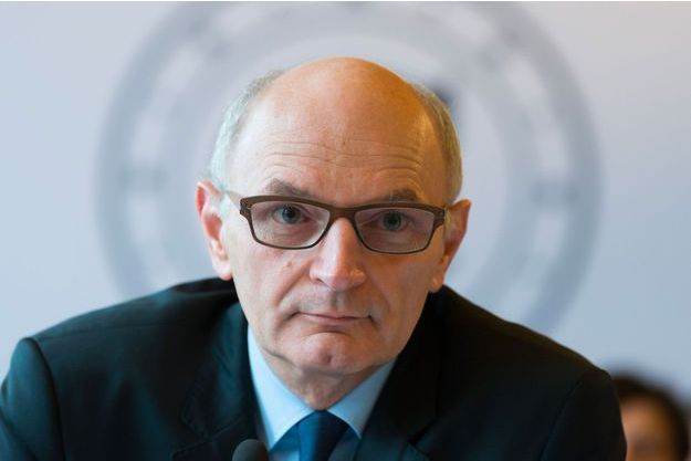 Didier Migaud en février 2018.