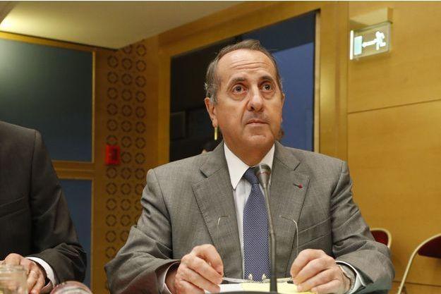 Michel Delpuech, ici au Sénat en juillet dernier.