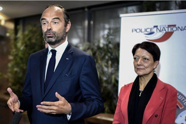 Edouard Philippe, le 3 octobre 2018.