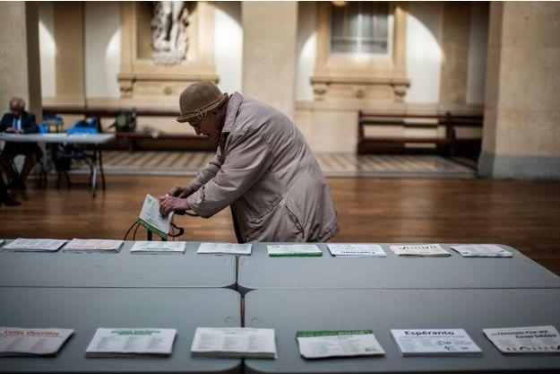 Elections Europeennes L Indice De Participation Au Plus Bas