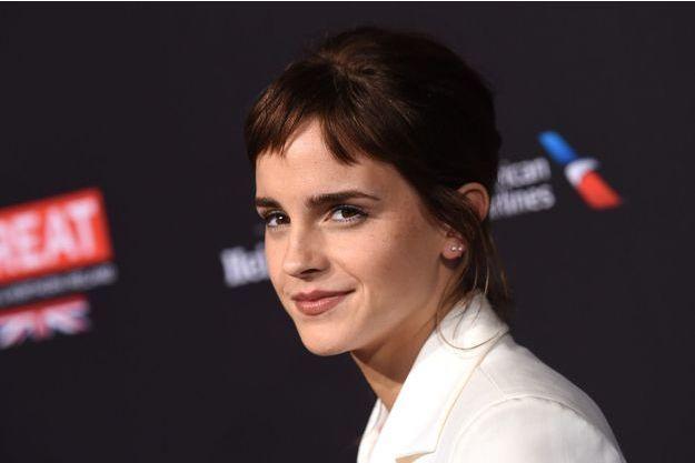 Emma Watson, ici à Beverly Hills en janvier 2018.