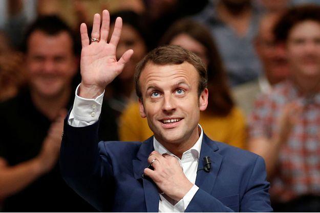 L'ancien ministre de l'Economie Emmanuel Macron.