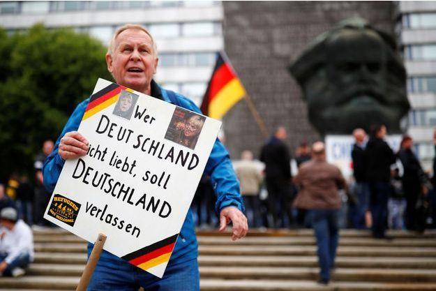 En Allemagne, la question migratoire sera au coeur des débats pour les Européennes.