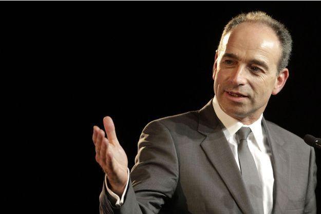 Jean-François Copé, patron de l'UMP, au mois de mars.