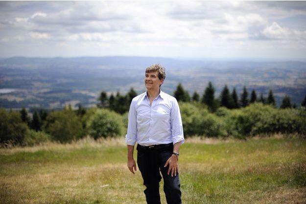Arnaud Montebourg au mont Beuvray en juin 2011. Cette année-là, il allait créer la surprise en s'imposant en troisième homme de la primaire de la gauche.