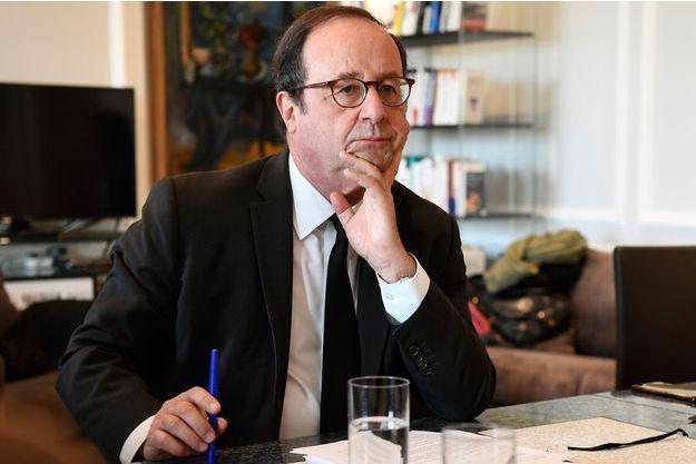 François Hollande, ici à Paris début mai.