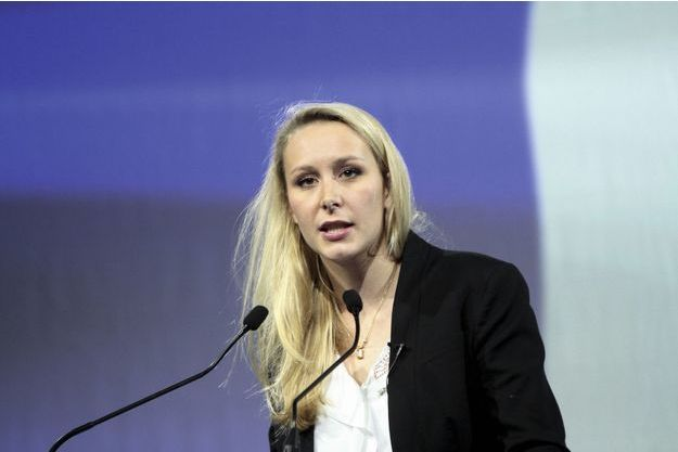 Officiellement, Marion Maréchal-Le Pen quitte le FN pour s'occuper de sa fille.