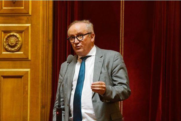Pierre Médevielle, sénateur UDI de Haute-Garonne et vice-président de l'Office parlementaire d'évaluation des choix scientifiques et technologiques (OPECST).