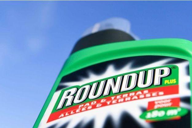 Le Roundup de l'Américain Monsanto est l'herbicide à base de glyphosate le plus vendu.