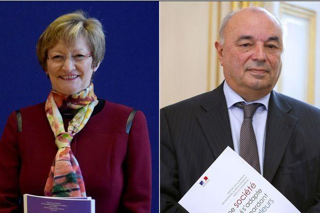 Les noms de Nicole Notat et Jean-Paul Bailly sont évoqués pour animer le grand débat national aux côtés de deux ministres.