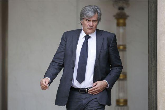 Stéphane Le Foll, le ministre de l'Agriculture.