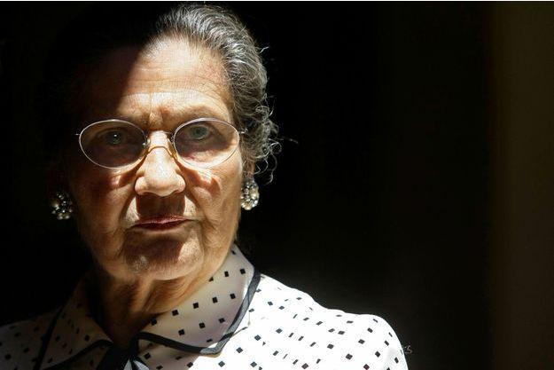 Simone Veil est morte à 89 ans.