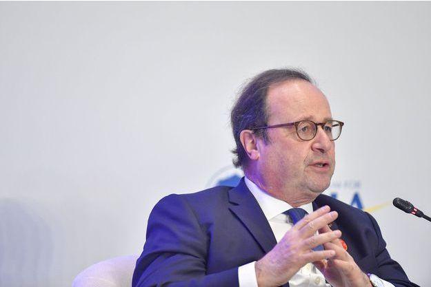 François Hollande en Chine, le 26 mars dernier.
