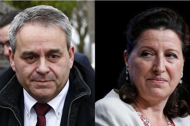 Xavier Bertrand et Agnès Buzyn.