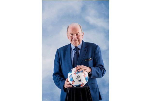 Le président du comité d'organisation de l'Euro 2016 compte déjà à son actif le pilotage du Mondial 1998.