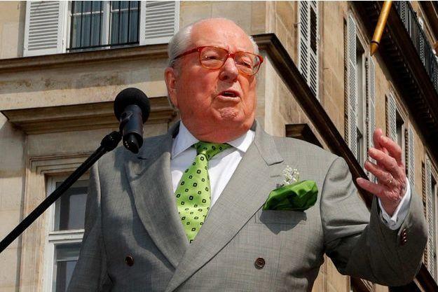 Jean-Marie Le Pen mis en examen pour les emplois présumés fictifs du RN
