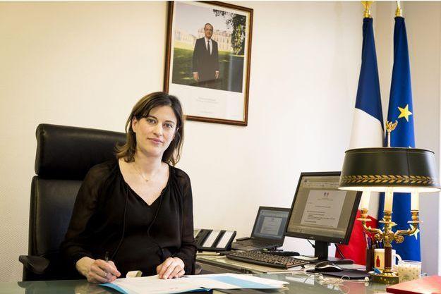 Juliette Méadel le 25 mars dernier.
