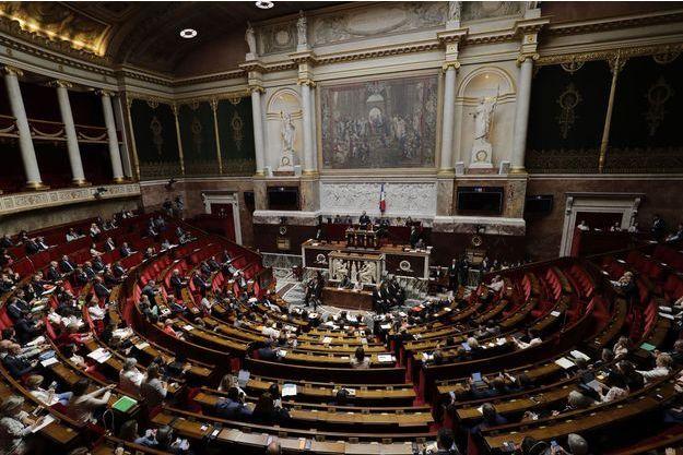 L'Assemblée nationale en juin 2018 (image d'illustration).