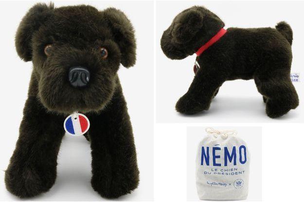 La peluche de Nemo est vendue 99 euros.