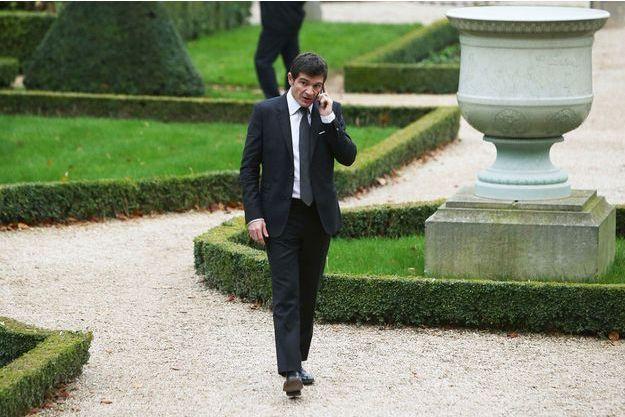 Benoist Apparu à l'Assemblée nationale, en 2012. Le député de la Marne a lui aussi été visé par la rumeur.