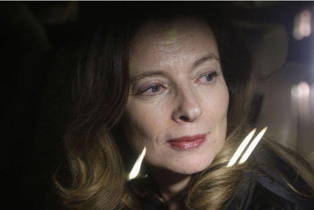 Valerie Trierweiler, en janvier 2014.