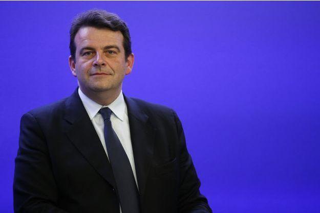 Thierry Solère, responsable de l'organisation de la primaire à droite.