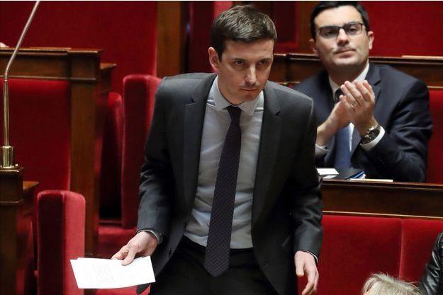 """Le député marcheur Aurélien Taché participera à la """"convention"""" de Marion Maréchal"""