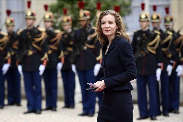 Nathalie Kosciusko-Morizet à l'Elysée le 14 mai dernier.