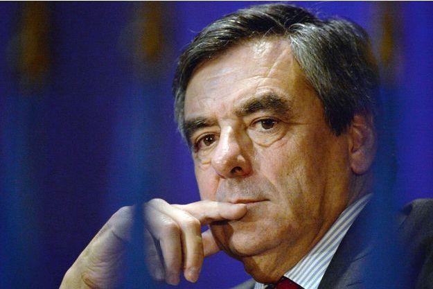 François Fillon, en novembre 2015