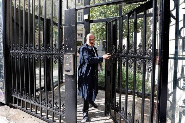 Jean-Christophe Cambadélis quittera Solférino et le siège du PS samedi prochain.