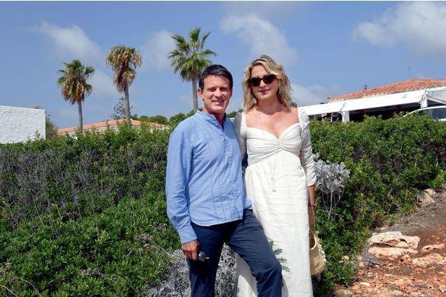 Dans les coulisses du mariage de Manuel Valls et Susana Gallardo