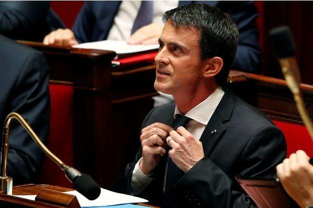 Manuel Valls se rend en Corse ce lundi.