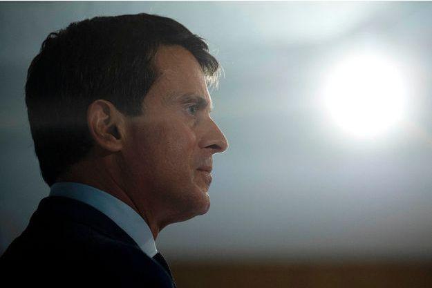 Manuel Valls (photo d'illustration)