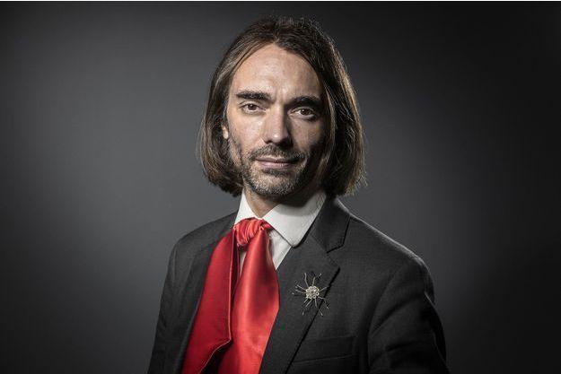 Cédric Villani, le 2 juin 2017.