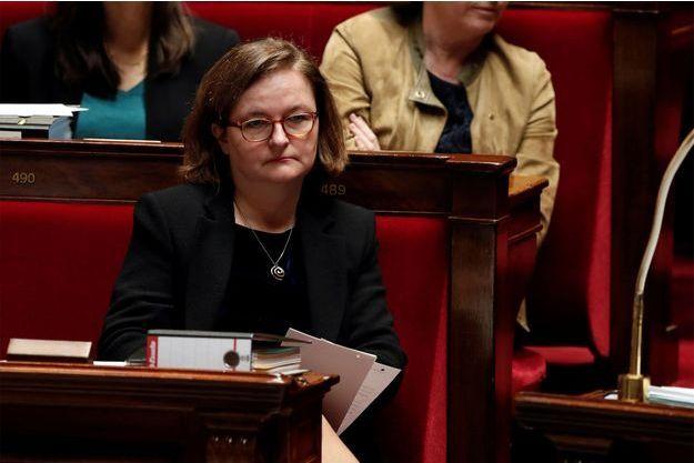 La ministre française des Affaires européennes, Nathalie Loiseau