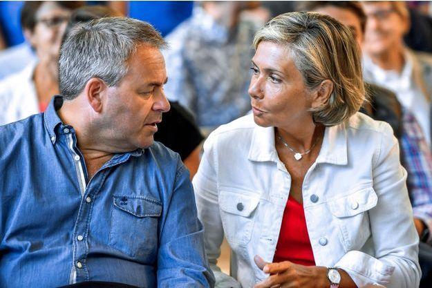 Xavier Bertrand et Valérie Pécresse
