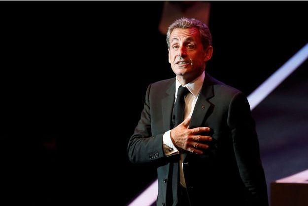 Nicolas Sarkozy à Mexico le 1er septembre dernier.