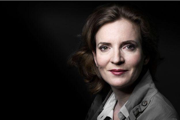 Nathalie Kosciusko-Morizet pose à Paris pour l'AFP, le 17 juin 2016.
