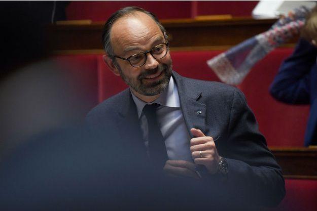 Edouard Philippe, le 3 avril 2019.