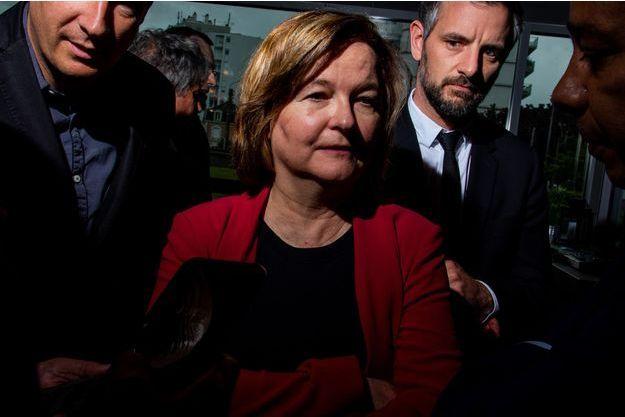 Nathalie Loiseau, à Rennes début mai.