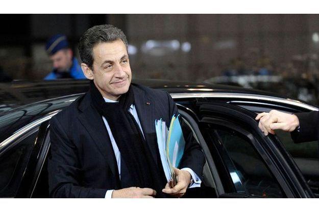 Nicolas Sarkozy a profité de son interview télévisée du 29 janvier.